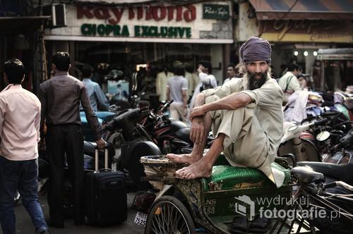 Zdjęcie powstało podczas podróży po północnych Indiach w 2010 roku. Nagrodzone w konkursie fotoblogia.pl