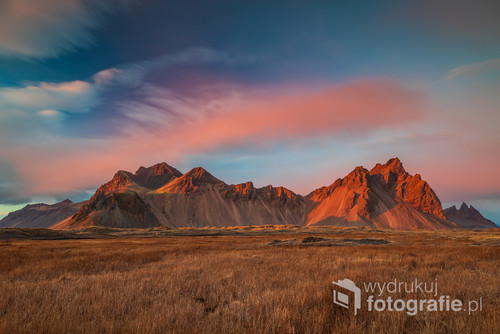 Islandia - Vestrahorn