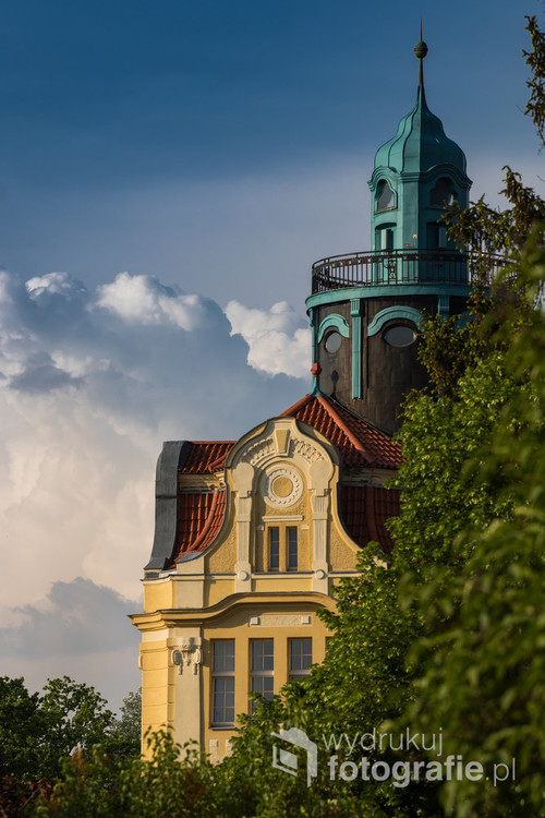 Budynek Collegium Copernicanum UKW w Bydgoszczy