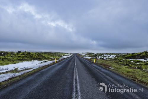 Iceland Road I, Islandia