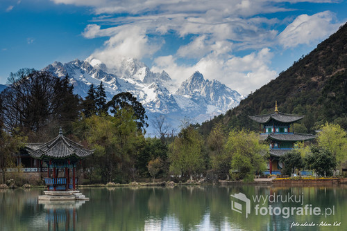 Zabytkowe miasto Lijiang i wrota do Himalajów