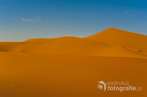 Maroko, Merzouga