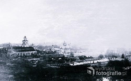 Stare Miasto w Wilnie.