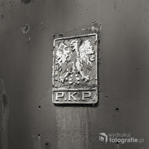 Kolej wąskotorowa odeszła dawno w niepamięć. Pozostały jedynie nieliczne muzea. Samotne lokomotywy i starzejące się składy kolejowe. Zdjęcie wykonane analogową techniką fotografii. Yashica Mat 124G, film iIford delta 100. Maj 2015.