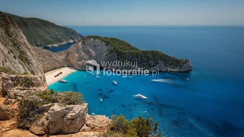 Navagio Bay - Zakynthos Island, Greece