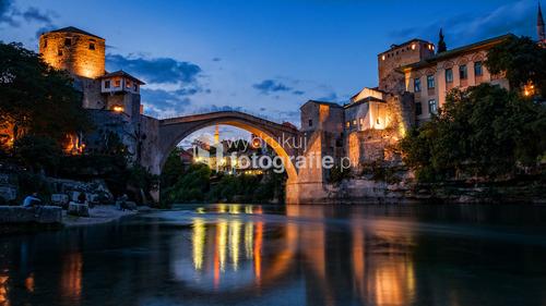 Old Bridge - Mostar, Bosna and Herzegovina