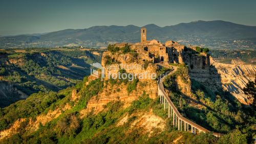 Civita di Bagnoregio - Lazio, Italy