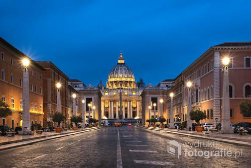 Via della Conciliazione - Rzym