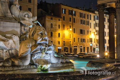 Fontana del Pantheon - Rzym