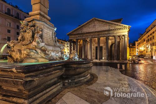 Piazza della Rotonda - Rzym