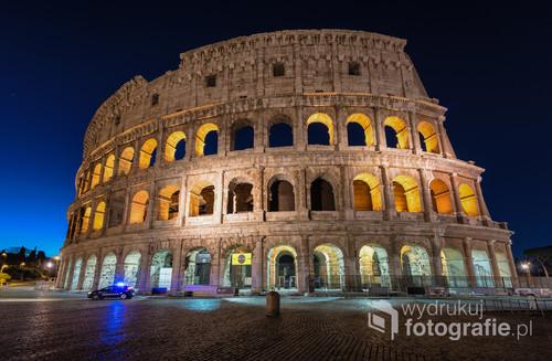 Koloseum - Rzym
