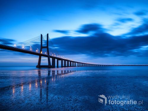 Most Vasco da Gamy – most w Europie, który spina brzeg rzeki Tag w okolicach stolicy Portugalii, Lizbony z miejscowością Montijo po drugiej stronie rzeki.