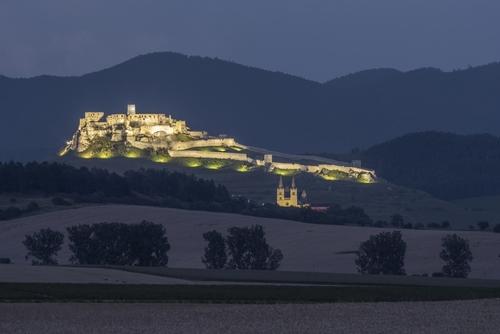 Zamek Spiski oraz Spiska Kapituła to perły słowackiego Spisza wpisane na Listę Światowego Dziedzictwa Kultury UNESCO.