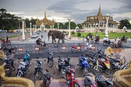 Phnom Penh, Kambodża. 2009.