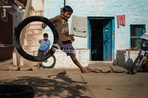 Badami, Indie 2015.