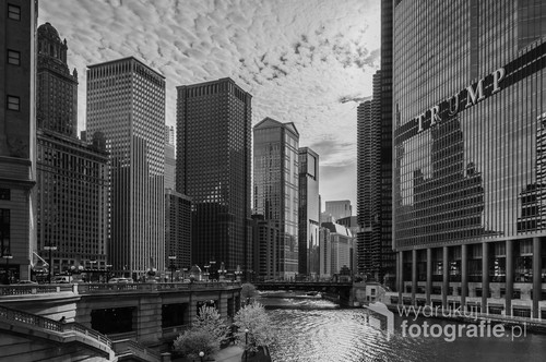 Chicago, riverwalk