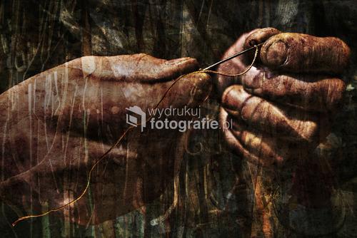 Grafika 2015, Nagroda - wyróżnienie XXV Krajowy Salon Fotografii Artystycznej Żary 2015